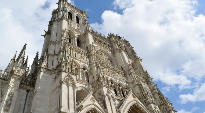 Amiens Cathedral – Notre Dame d'Amiens