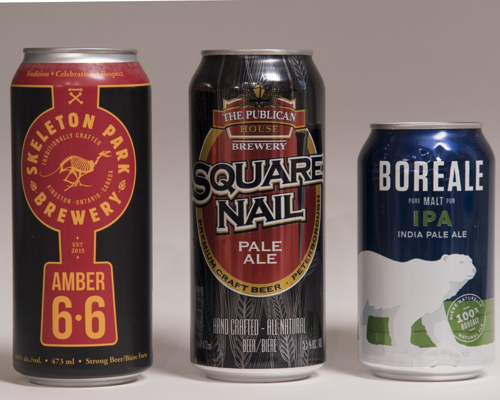 Beer Challenge: A trio of excellent beers.