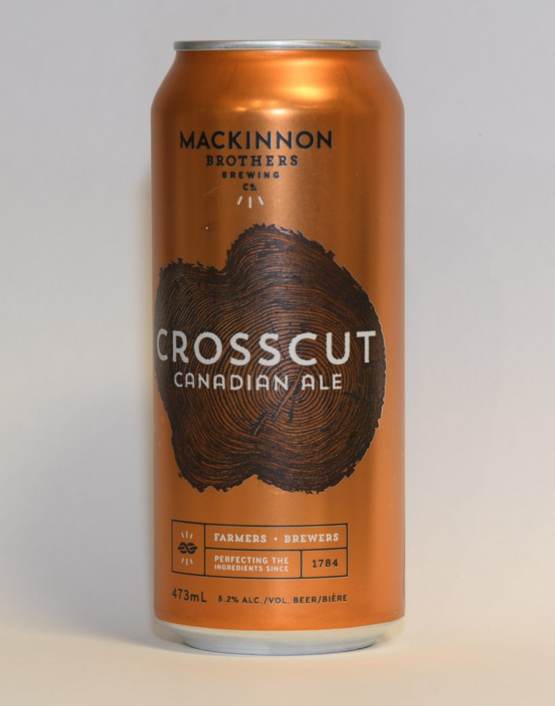 Beer Challenge: MacKinnon Brothers Crosscut