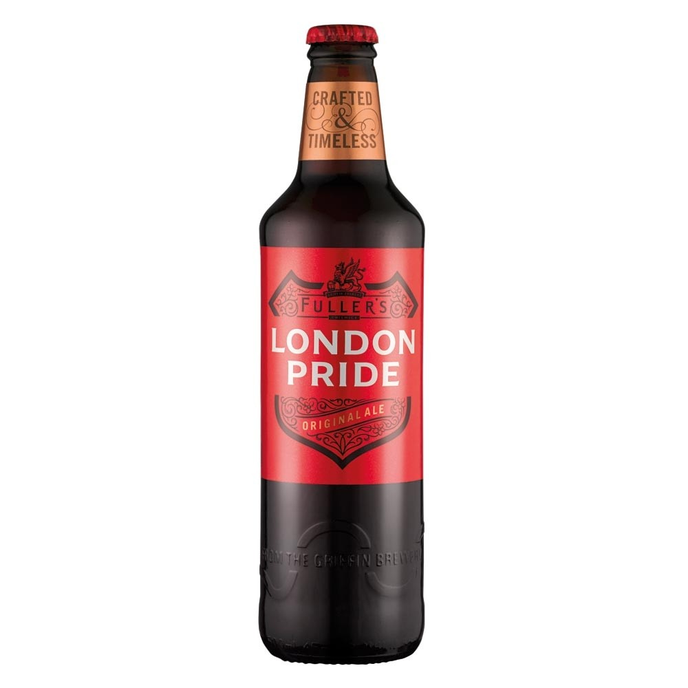 Beer Challenge: Fuller's London Pride. The best of the best.