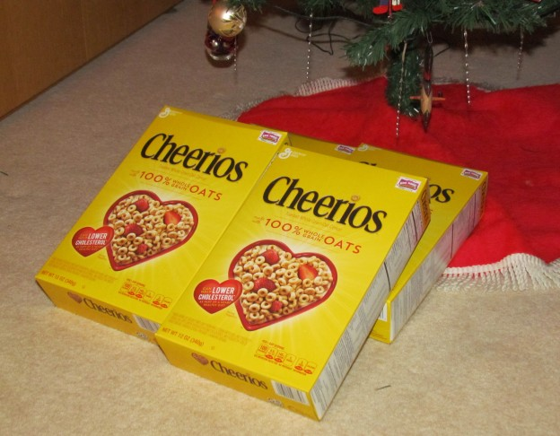 Cheerios – Food of the Gods